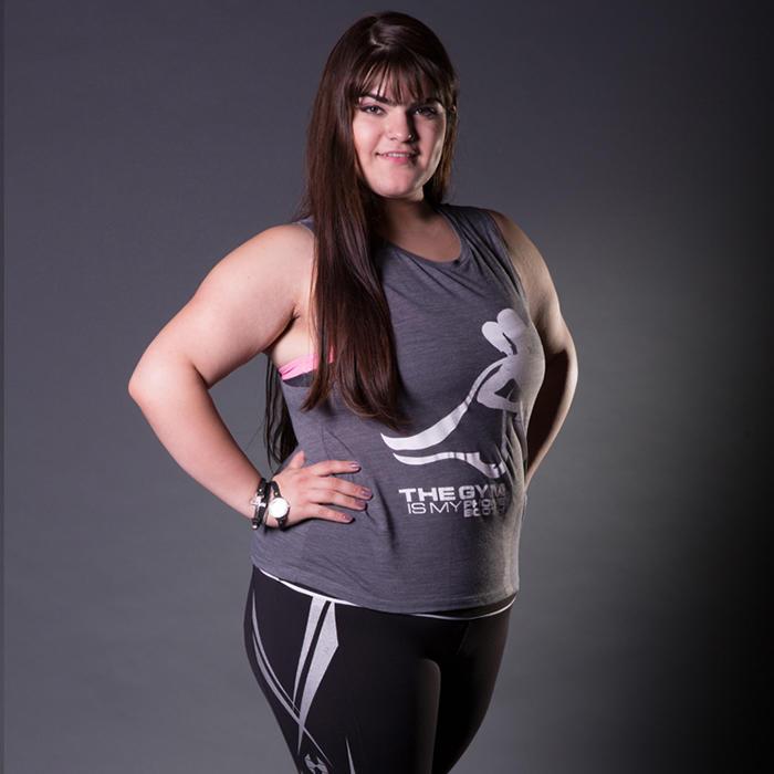 Superfit Hero Designs Workout Clothes for Plus-Size Women ...