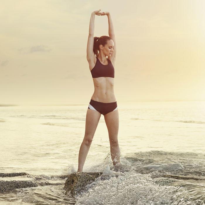 A Surfer Girl Workout for a Beach Body | Shape Magazine