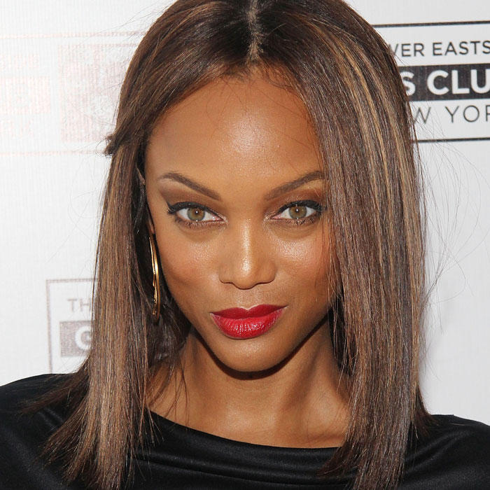Supermodel Tyra Banks Body Confidence Tips Shape Magazine