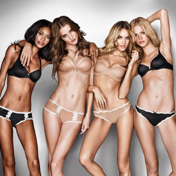 "Victoria's Secret's ""Perfect Body"" Ad Sparks Controversy"