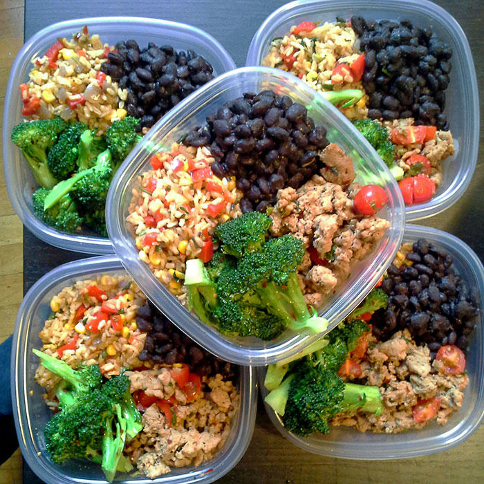 Meal Planning Ideas & Dinner Recipes To Eat Healthy All Week