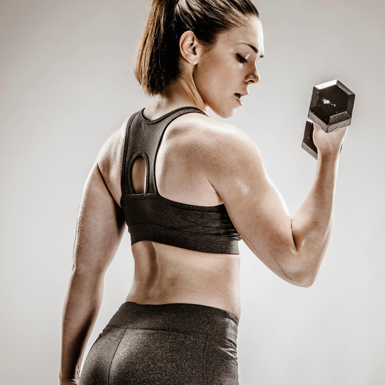 Workout Routines for Women: 4-Week Weight Training Plan ...