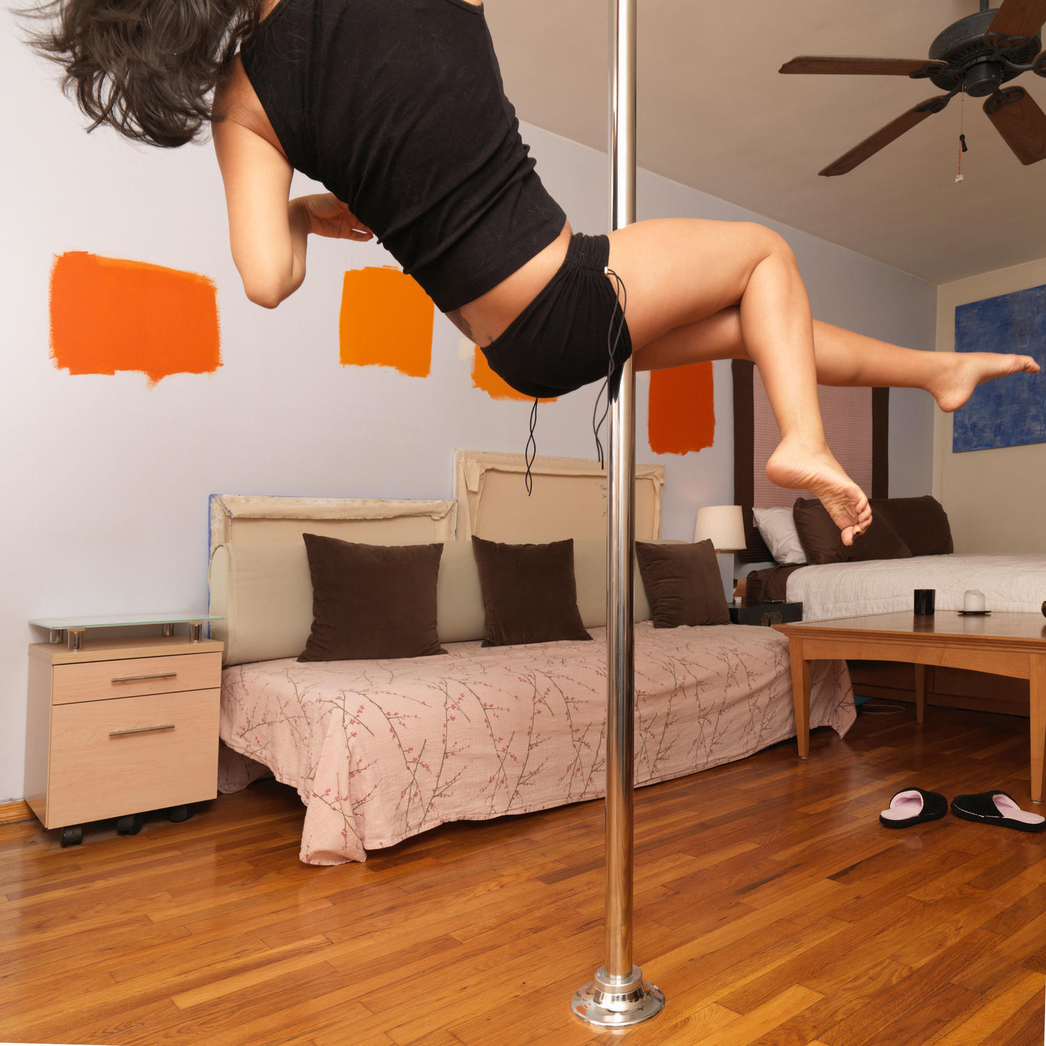 . Why You Should Try the Pole Dance Fitness Trend   Shape Magazine