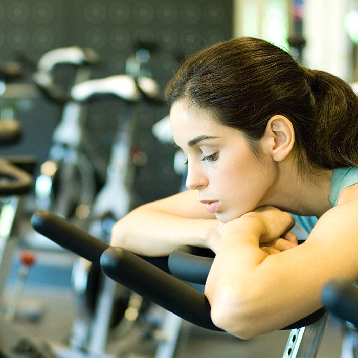How Stress and Low Confidence Ruin Your Workout | Shape ...