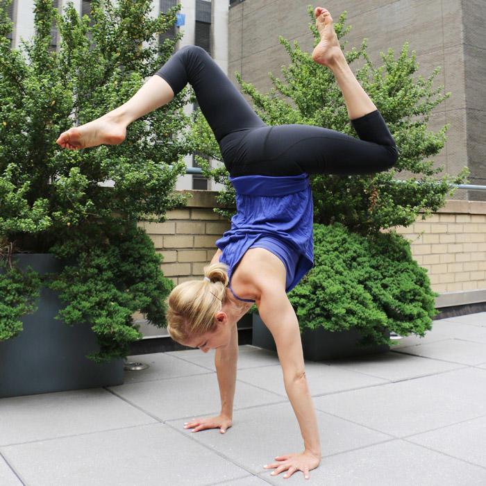 Dear Kate Yoga Pants Made to Go Commando | Shape Magazine