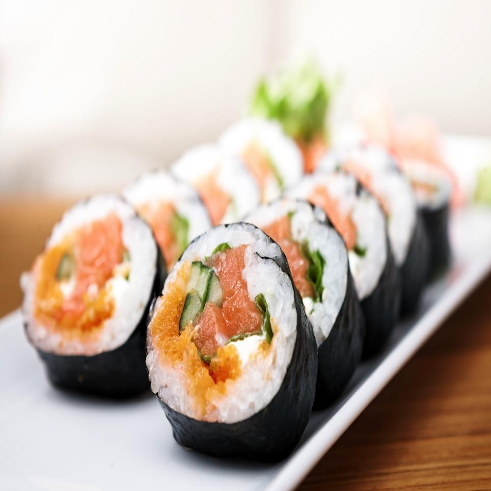 6 Best Low-Calorie Sushi Rolls | Shape Magazine