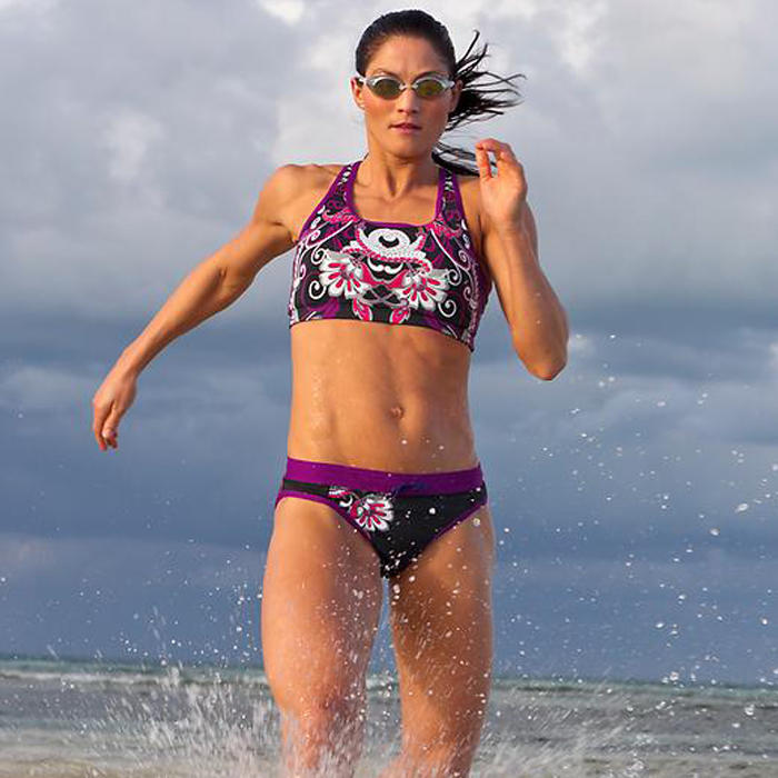 Stylish And Flattering Sports Swimsuits For Women Shape