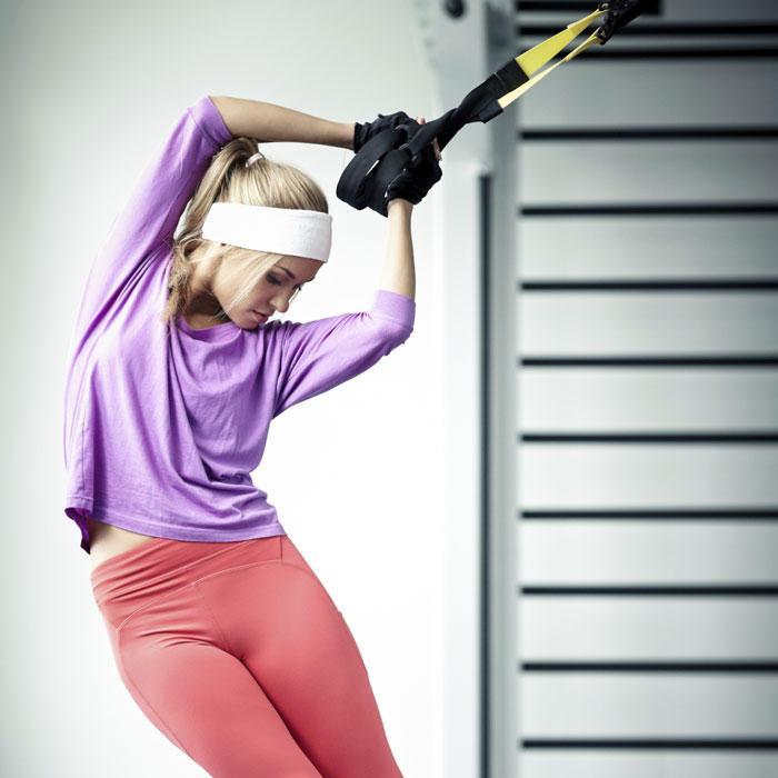 Trx celebrity fitness trainers