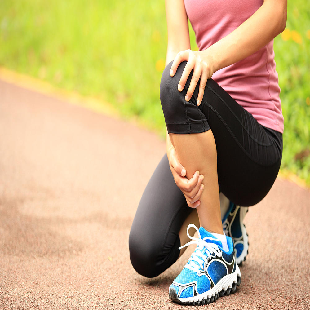 The Best Lower-Body Exercises For A Knee Injury