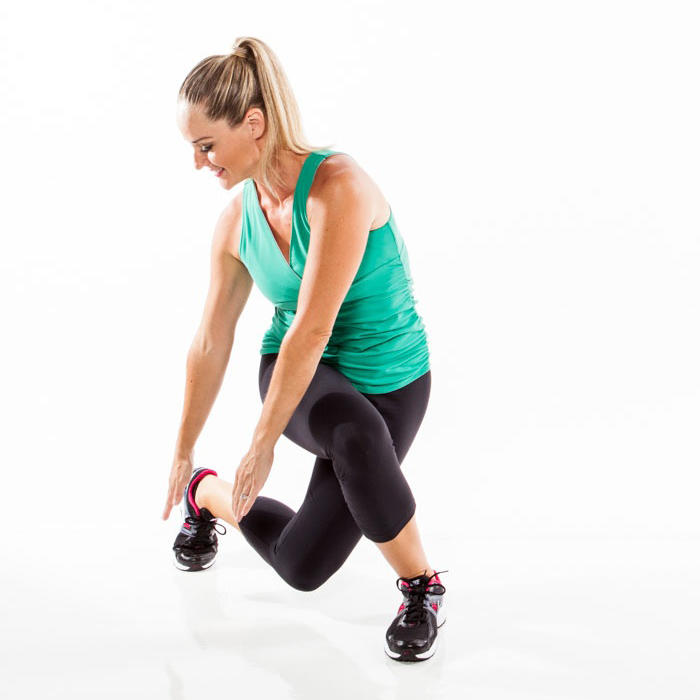 No-Equipment Lower-Body Workout Routine For Thinner Thighs