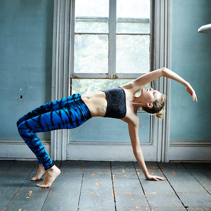 The Dance-Inspired Yoga Flow To Burn Calories & Gain
