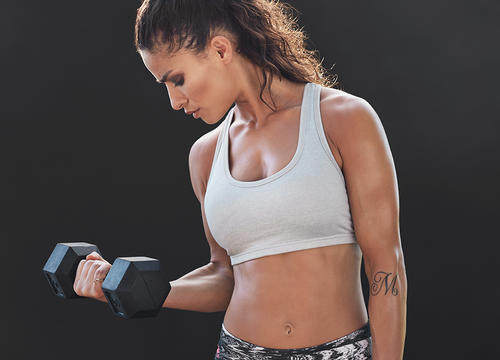 The Core Workout That Uses Weights for a Serious Burn