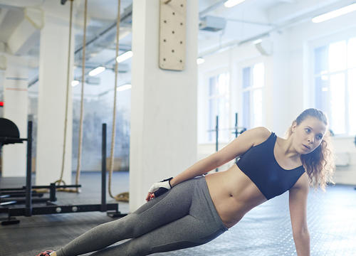 This Cardio Workout Will Sculpt Your Abs In Under 30 Minutes