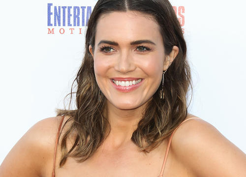 Mandy Moore Wants to Talk About Birth Control