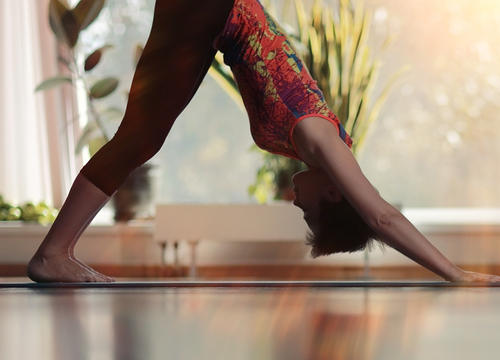 This Morning Yoga Flow Will Boost Your Metabolism