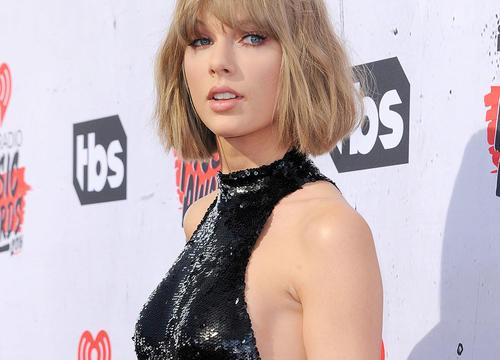Taylor Swift Uses New Anti-Negativity Instagram Filter