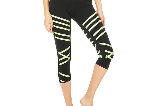 10 Seriously Cute Workout Capris