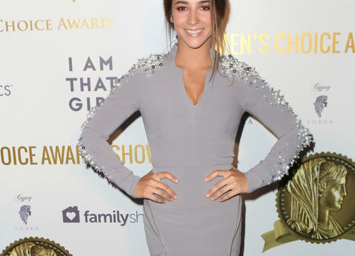 Aly Raisman Slams the TSA Agent Who Body Shamed Her at the Airport