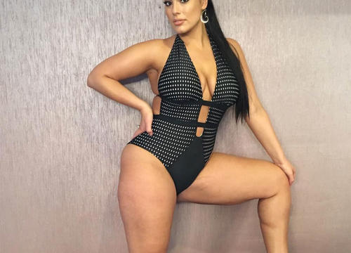 Ashley Graham Wants You to Wear Revealing Swimsuits No Matter Your Size