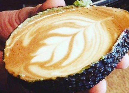 Avocado Lattes Are the New Trend You Need to See to Believe