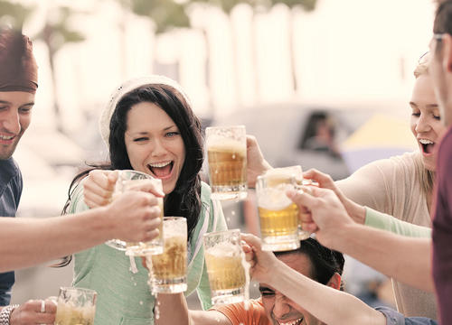 How Bad Are the Effects of Alcohol and Binge Drinking When You're Young?