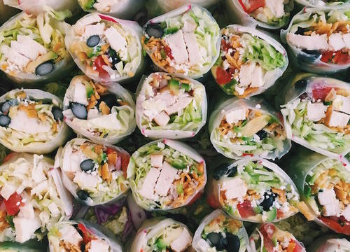 Why Summer Rolls Are The Perfect Healthy Snack