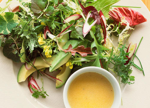 Your Salads Need This Champagne Vinaigrette Recipe