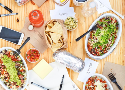 Chipotle Will Soon Offer Dessert for the First Time Ever