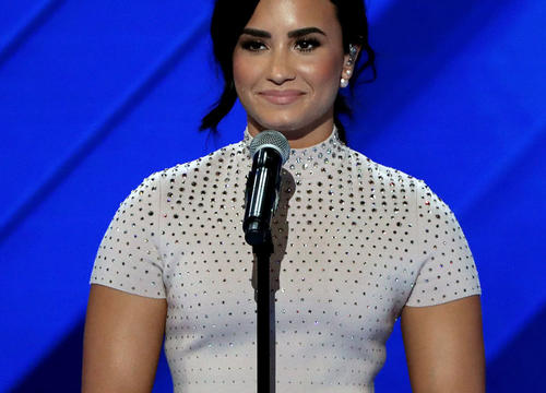 "Demi Lovato's Powerful Mental Health Speech: ""We Can Do Better"""