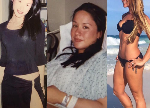How This Woman Finally Learned That Being Healthy Has Nothing to Do with the Way You Look