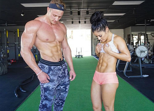 14 Signs Your Relationship Is #FitCoupleGoals