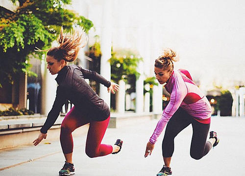 Instagram Duos You Need to Be Following for the Ultimate BFF Fitspo