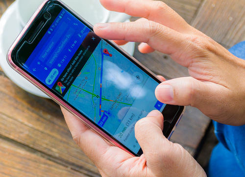 Why the Google Maps Calorie Count Feature Wasn't Okay