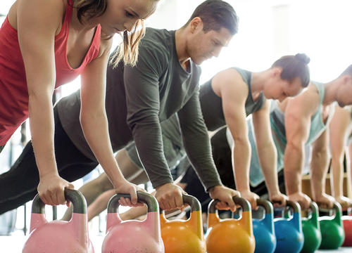 Group Fitness Not Your Thing? This Might Explain Why
