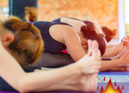 How Hot Should It Really Be In Hot Yoga Class?