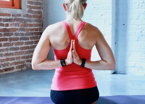 Yoga Poses That Loosen Up Your Traps, Neck, and Shoulders