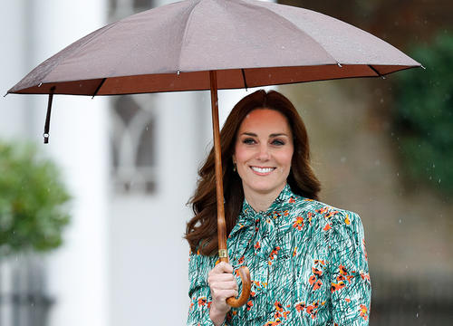 Kate Middleton Wants to Spread Mental Health Awareness to Children