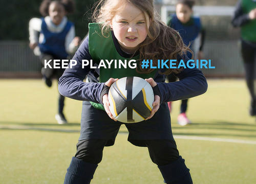 This New 'Always' Commercial Will Make You Proud to Play #LikeAGirl