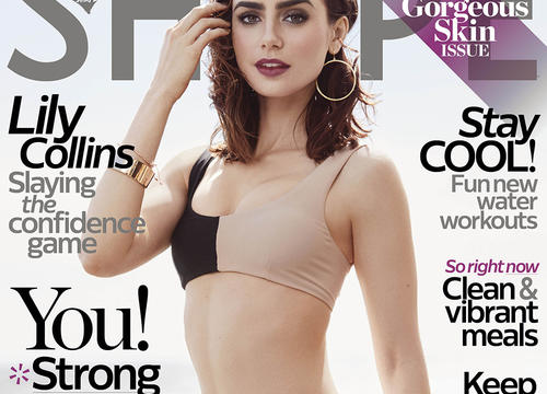 Lily Collins Shares How Suffering from an Eating Disorder Changed Her Definition of 'Healthy'