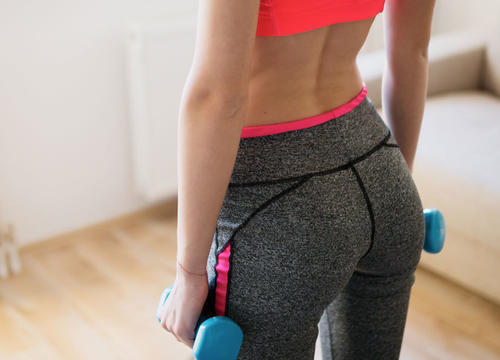 The Best Glute Exercises for People with Bad Knees