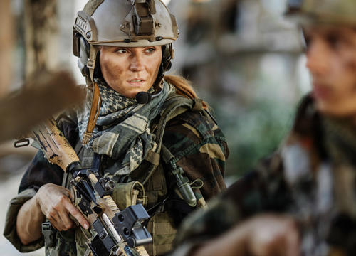This Woman Is Training to Become the First Female Navy SEAL Ever
