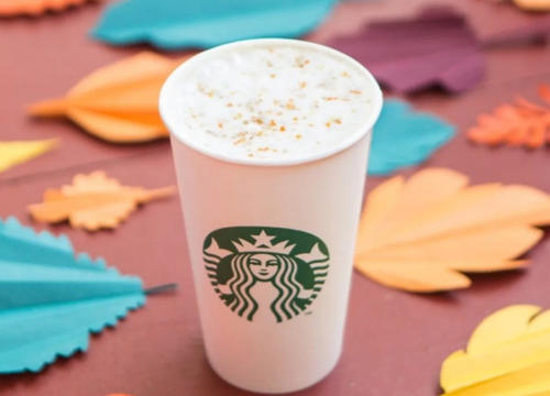 Starbucks Just Launched a New Fall Drink That Might Overthrow the Pumpkin Spiced Latte