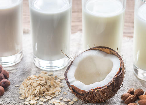 Non-Dairy Nut Milks That Taste Better Than the Real Thing