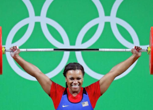 Olympic-Style Weightlifting Women Who Make Lifting Heavy Sh*t Look Easy