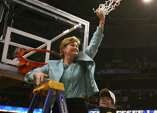 10 Times Legendary Coach Pat Summitt Proved She's the Ultimate Inspiration