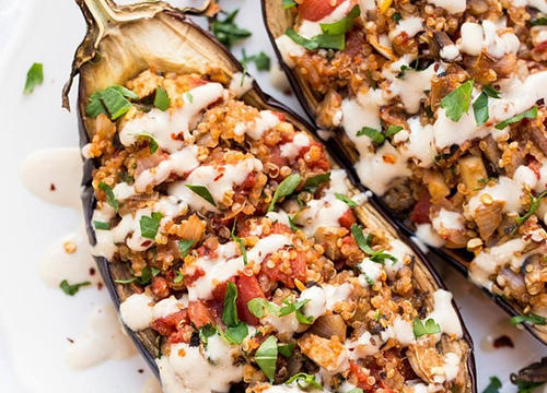 10 Stuffed Vegetable Recipes Besides Just Peppers