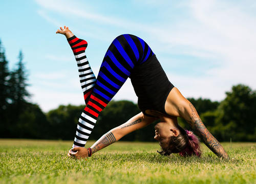 Red, White, and Blue Activewear for a Fit Fourth of July