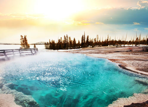 "Take a ""Hot Spring"" Break Vacation"