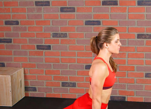 The Workout That Teaches You How to Do a Split