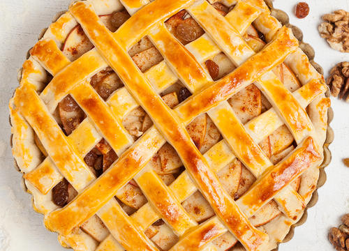 Brilliant Baking Hacks That Make Your Apple Pie Healthier